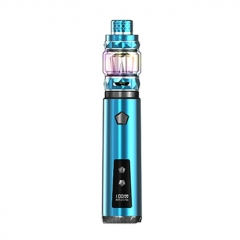 Authentic IJOY Saber 100W VW Variable Wattage Mod + Diamond Tank w/ 20700 Battery Kit - Blue