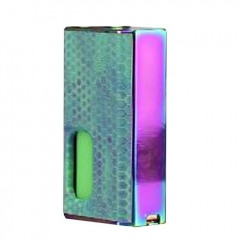 Pre-Sale Authentic Wismec Luxotic 100W Squonk Box Mod - Blue Honeycomb