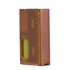 Pre-Sale Authentic Wismec Luxotic 100W Squonk Box Mod -  Bronze Honeycomb