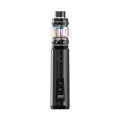 Authentic IJOY Saber 100W VW Variable Wattage Mod + Diamond Tank w/ 20700 Battery Kit - Black