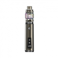Authentic IJOY Saber 100W VW Variable Wattage Mod + Diamond Tank w/ 20700 Battery Kit - Gun Metal