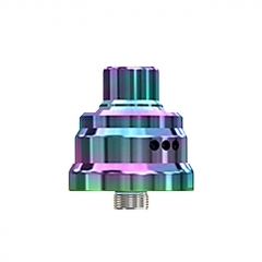 Pre-Sale Authentic Wismec Tobhino BF 22mm RDA Rebuildable Dripping Atomizer w/BF Pin - Dazzling