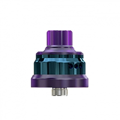 Pre-Sale Authentic Wismec Tobhino BF 22mm RDA Rebuildable Dripping Atomizer w/BF Pin - Purple
