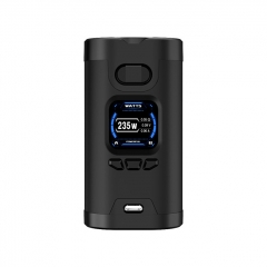 Authentic HCigar Wildwolf 235W TC VW APV Box Mod - Black