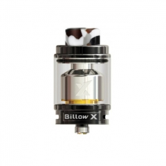 Authentic Ehpro Billow X 24mm RTA Rebuildable Tank Atomizer 4ml/5.5ml - Black