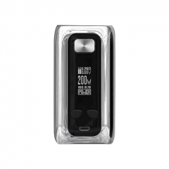 Authentic ThinkVape Thor 200W TC Temperature Control VW Box Mod - Silver