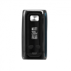 Authentic ThinkVape Thor 200W TC Temperature Control VW Box Mod - Black