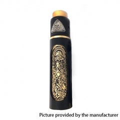 AXIS Style 18650 Mechanical Mod Kit 24mm - Black
