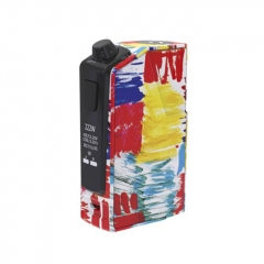 Authentic Oumier Flash VT-1 222W TC VW APV Box Mod - Graffiti