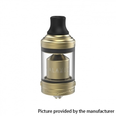 Authentic Vapefly Galaxies MTL 22mm RTA Rebuildable Tank Atomizer 5ml - Gold