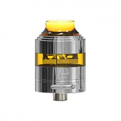 Authentic Ystar Bad Boy 24mm RDA Rebuildable Dripping Atomizer - Silver