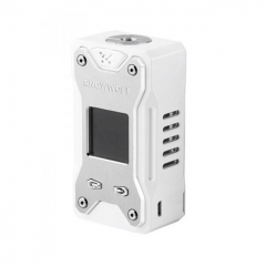 Authentic Sigelei Snowwolf Xfeng 230W TC VW Variable Wattage Box Mod (High-End Edition) - White
