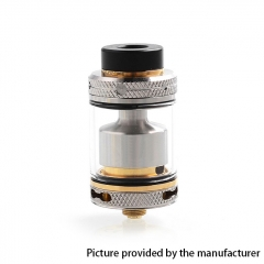 Mage V2 24mm RTA Rebuildable Tank Atomizer 3.5ml - Silver