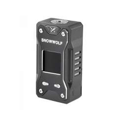 Authentic Sigelei Snowwolf Xfeng 230W TC VW Variable Wattage Box Mod (High-End Edition) - Black