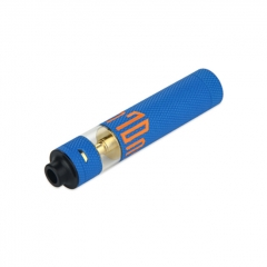 Authentic ATOM Revolver Reloaded 2 18650 Mechanical MOD Kit - Blue
