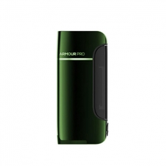 Authentic Vaporesso Armour Pro 100W 18650/20700/21700 TC VW Variable Wattage Box Mod - Green