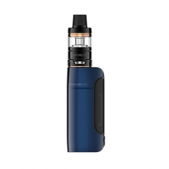 Authentic Vaporesso Armour Pro 100W 18650/20700/21700 TC VW Variable Wattage Box Mod+ Cascade Baby Tank 5ml Kit - Blue