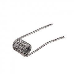Authentic Pirate Coil Pre-made Quad Coil Kanthal A1 0.36ohm Coil 3.0mm  (10-pack)