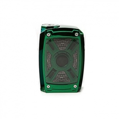 Pre-Sale Authentic Teslacigs XT 220W TC Temperature Control VW Variable Wattage Box Mod - Green