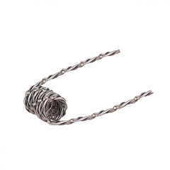 Authentic Pirate Coil Pre-made Mix-Twisted Coil Kanthal A1 0.45ohm Coil 3.0mm  (10-pack)