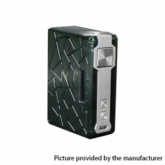 Authentic Teslacigs DB 219W TC VW Variable Wattage Box Mod - Green