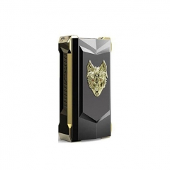 Pre-Sale Authentic Snowwolf Mfeng Limited Edition 200W TC VW Variable Wattage Box Mod - Black + Gold