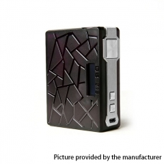 Pre-Sale Authentic Teslacigs DB 219W TC VW Variable Wattage Box Mod - Black