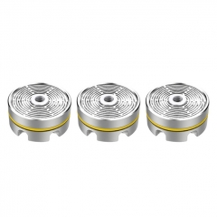 Authentic Ample Mace Replacement ADC-F1 Coil Head (3-Pack)