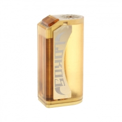 LOKOS Style 18650 Mechanical Mod - Yellow
