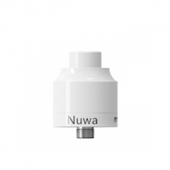YSTAR Nuwa 24mm RDA Rebuildable Dripping Atomizer w/BF Pin - White