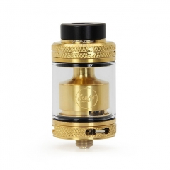 Authentic Coilart Mage V2 24mm RTA Rebuildable Tank Atomizer 3.5ml - Gold