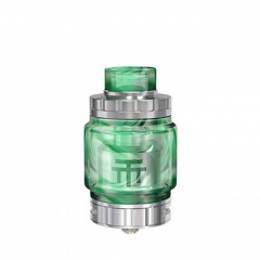 Authentic Vandy Vape Triple V2 28mm/32mm RTA Rebuildable Tank Atomizer - Silver