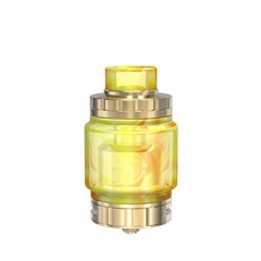 Authentic Vandy Vape Triple V2 28mm/32mm RTA Rebuildable Tank Atomizer - Gold