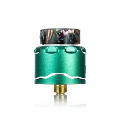 Authentic Asmodus C4 BF 24mm RDA Rebuildable Dripping Atomizer w/BF Pin - Green