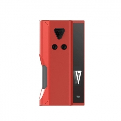Authentic Desire Cut 108W 18650/21700 TC VW Variable Wattage Squonk Box Mod - Red