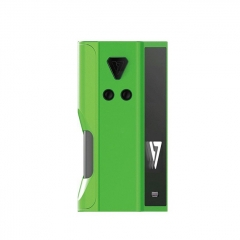 Authentic Desire Cut 108W 18650/21700 TC VW Variable Wattage Squonk Box Mod - Green
