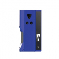 Authentic Desire Cut 108W 18650/21700 TC VW Variable Wattage Squonk Box Mod - Blue