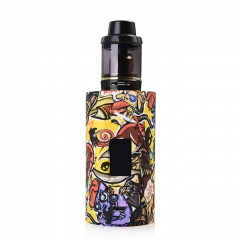 Authentic Vapor Storm Puma 200W TC VW APV Mod Kit w/2ml Clearomizer - Limited Edition 1