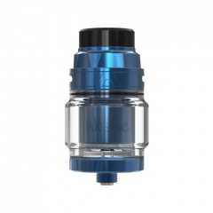 Authentic Augvape Intake 24mm RTA Rebuildable Tank Atomizer 4.2ml - Blue