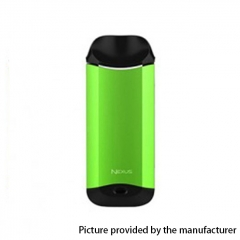 Authentic Vaporesso Nexus 650mAh All-in-One Starter Kit 2ml(1.0ohm) - Green