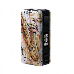 Authentic Aspire Puxos 80W /100W 18650/20700/21700 TC VW Variable Wattage Box Mod - P7