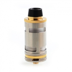 Lysten Vazzling Typhoon TF GT4 25mm RTA Rebuildable Tank Atomizer 5.0ML - Gold