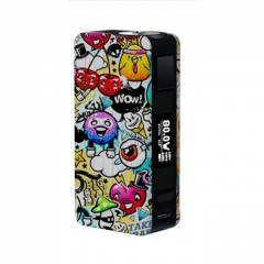 Authentic Aspire Puxos 80W /100W 18650/20700/21700 TC VW Variable Wattage Box Mod - P4