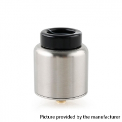 Authentic Eleaf Coral 2 24mm RDA Rebuildable Dripping Atomizer w/ BF Pin - Silver