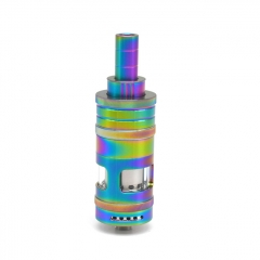 Authentic eXvape eXpromizer V3 Fire 22mm RTA Rebuildable Tank Atomizer 4ml - Rainbow