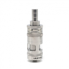 Authentic eXvape eXpromizer V3 Fire 22mm RTA Rebuildable Tank Atomizer 4ml - Polished Silver