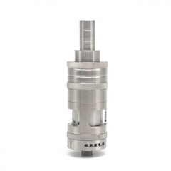 Authentic eXvape eXpromizer V3 Fire 22mm RTA Rebuildable Tank Atomizer 4ml - Silver