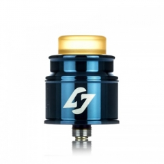 Authentic Hotcig Hades 24mm RDA Rebuildable Dripping Atomizer w/BF Pin - Blue