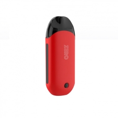 Authentic Vaporesso Renova Zero 650mAh All-in-one Pod System Starter Kit (1.6ml/ 1.0ohm) - Red