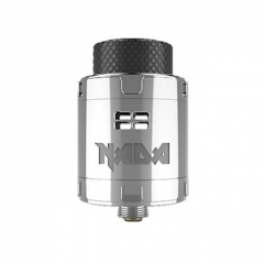 Authentic Tigertek Nada 25mm RDA Rebuildable Dripping Atomizer w/ BF Pin - Full SS